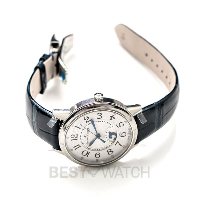 [NEW] Jaeger LeCoultre Rendez-Vous Night & Day Large Automatic Silver Dial Ladies Watch Q3618490