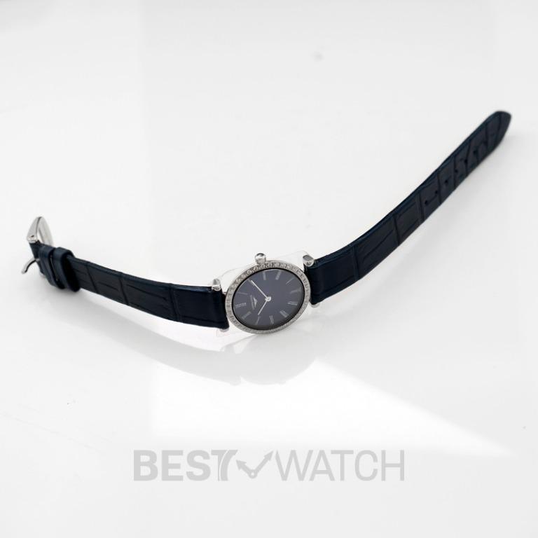 [NEW] Longines La Grande Classique de Longines Quartz Blue Dial Diamonds Ladies Watch L43410942