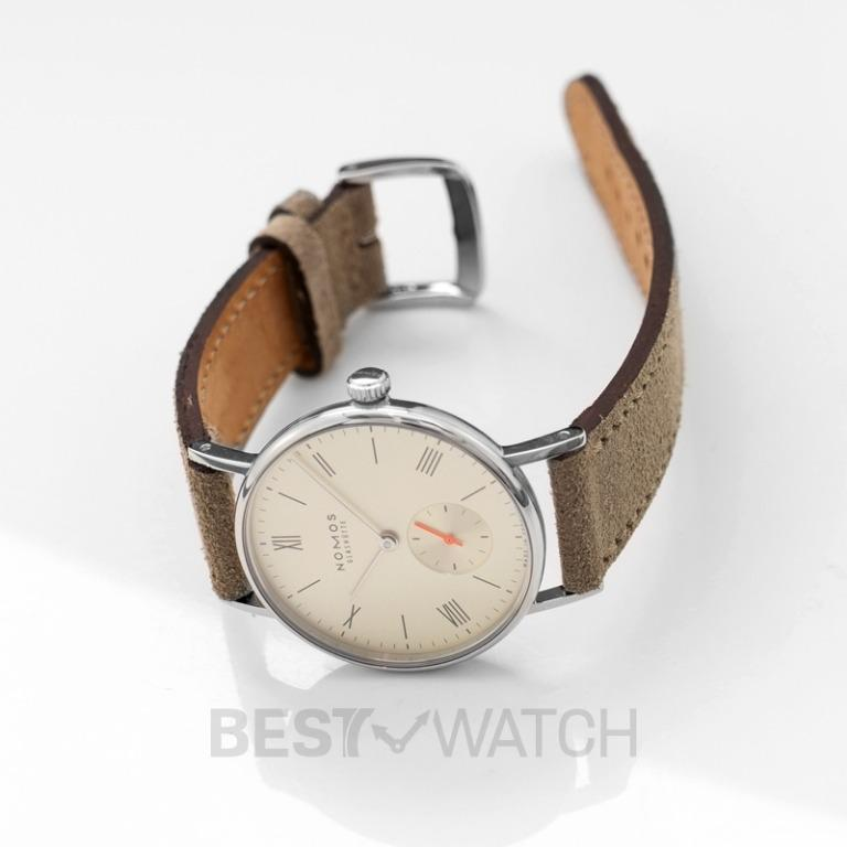 [NEW] Nomos Glashütte Ludwig 33 Champagne Manual-winding Champagne Dial 32.8mm Ladies Watch 248