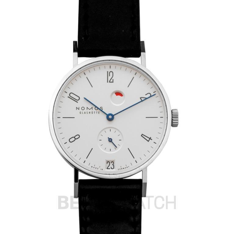 [NEW] Nomos Glashütte Tangente Date Power Reserve Manual-winding White Dial 35.0mm Unisex Watch 131