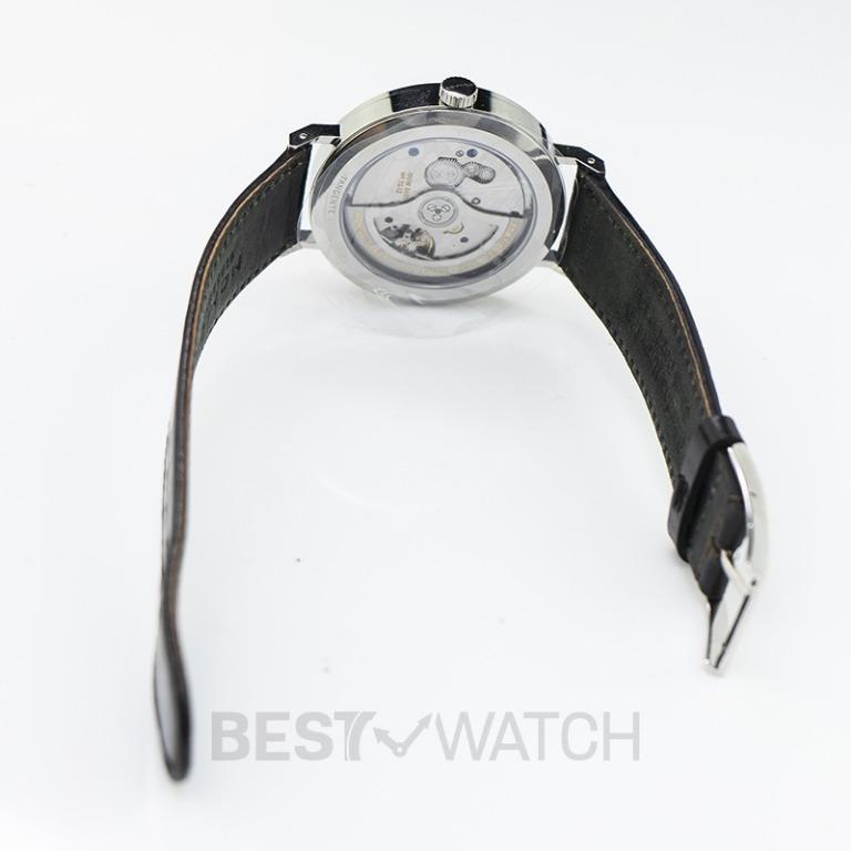 [NEW] Nomos Glashütte Tangente Neomatik 41 Update Ruthenium Automatic Grey Dial Men's Watch 181