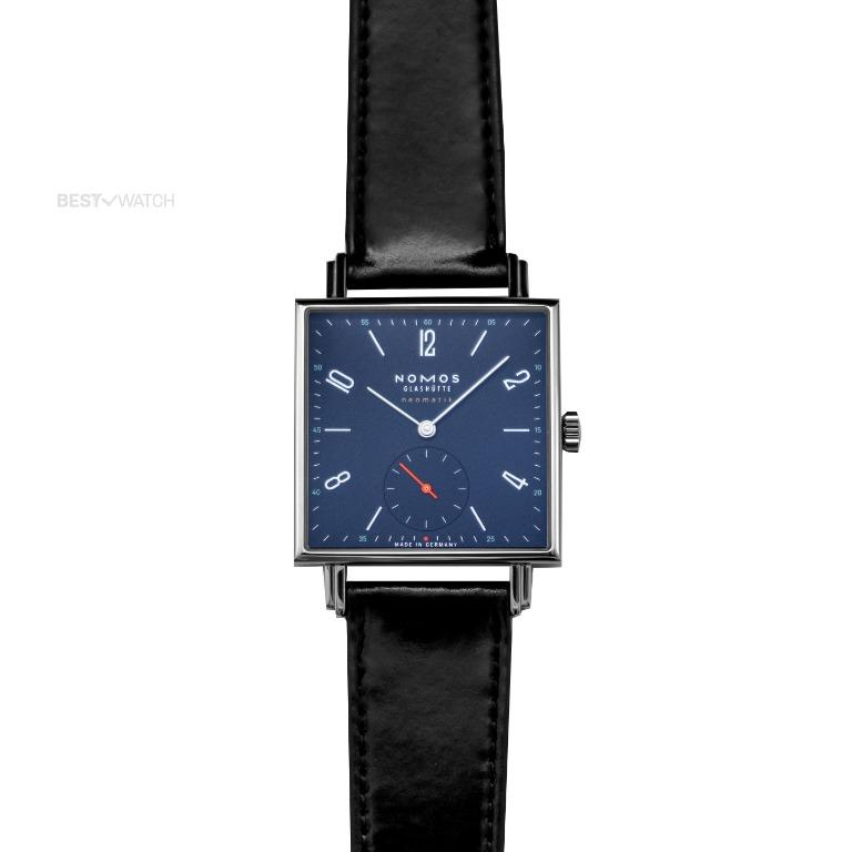 [NEW] Nomos Glashütte Tetra Neomatik 39 Midnight Blue Automatic Blue Dial 33.0mm Men's Watch 422