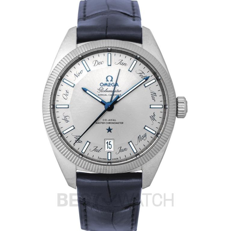 [NEW] Omega Constellation Globemaster Co‑Axial Master Chronometer Annual Calendar 41 mm Automatic Grey Dial Steel Men's Watch 130.33.41.22.06.001