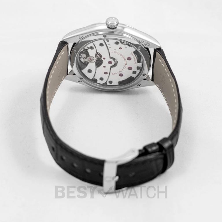 [NEW] Omega De Ville Tresor Co-Axial Master Chronometer 40mm Manual-winding Silver Dial Steel Men's Watch 435.13.40.21.02.001