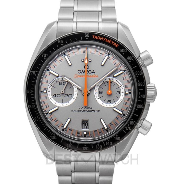 [NEW] Omega Speedmaster Racing Co‑Axial Master Chronometer Chronograph 44.25 mm Automatic Grey Dial Steel Men's Watch 329.30.44.51.06.001