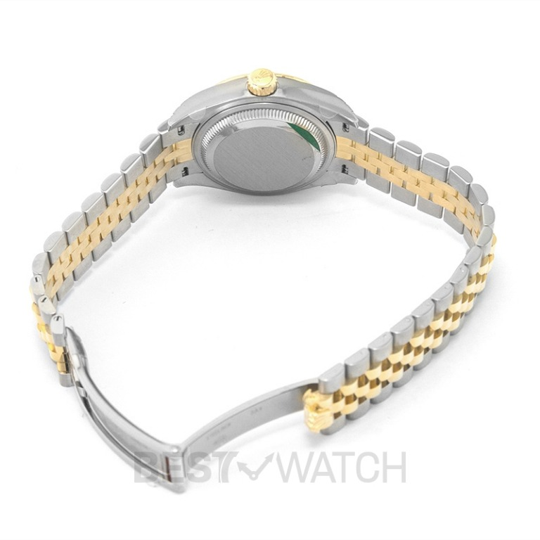 [NEW] Rolex Lady Datejust Lavender Diamond Dial Steel and 18K Yellow Gold Automatic Ladies Watch 279173LVDJ 279173-0017G
