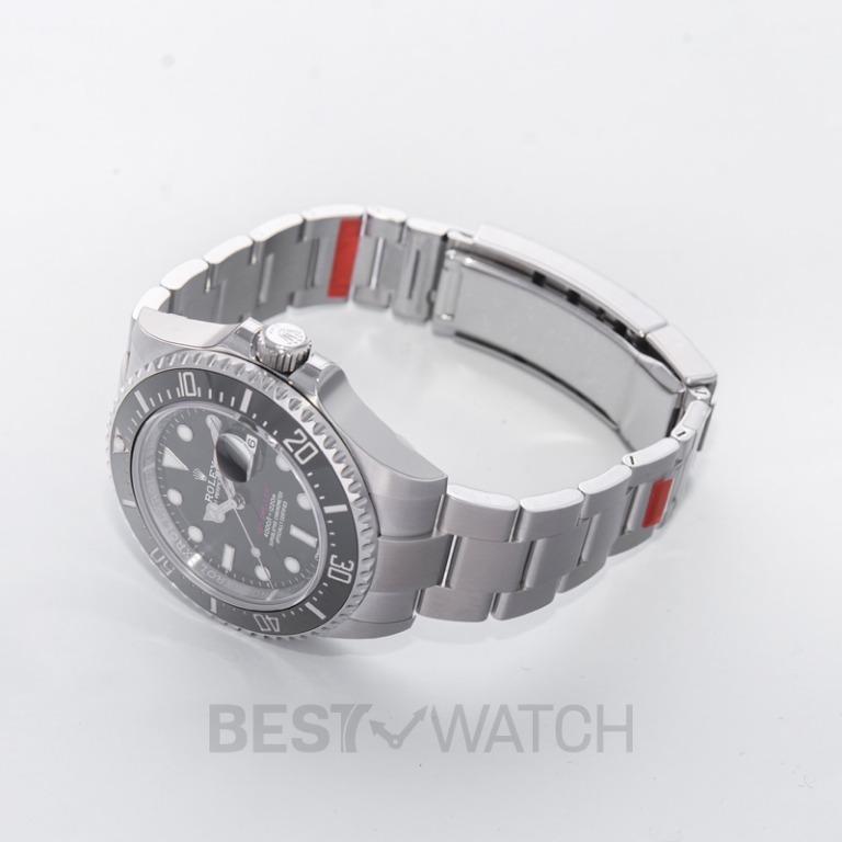 [NEW] Rolex Rolex Oyster Perpetual Sea-Dweller 43 mm Ceramic Bezel Stainless Steel Men's Watch 126600BKSO 126600-0001