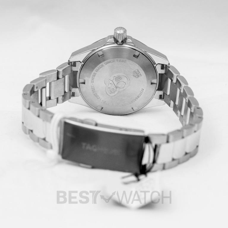[NEW] TAG Heuer Aquaracer Calibre 9 Automatic White Dial with Diamonds Ladies Watch WBD2313.BA0740