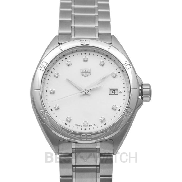 [NEW] TAG Heuer Formula 1 Quartz Mother Of Pearl Dial With Diamonds Ladies Watch WBJ1319.BA0666