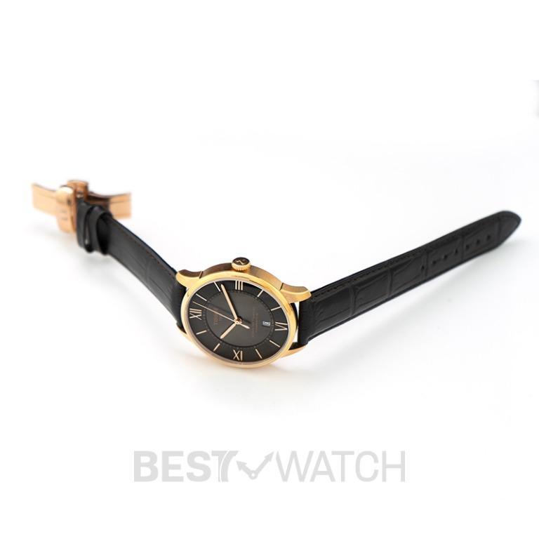 [NEW] Tissot T-Classic Chemin Des Tourelles Powermatic 80 Automatic Bronze Dial Men's Watch T099.407.36.448.00