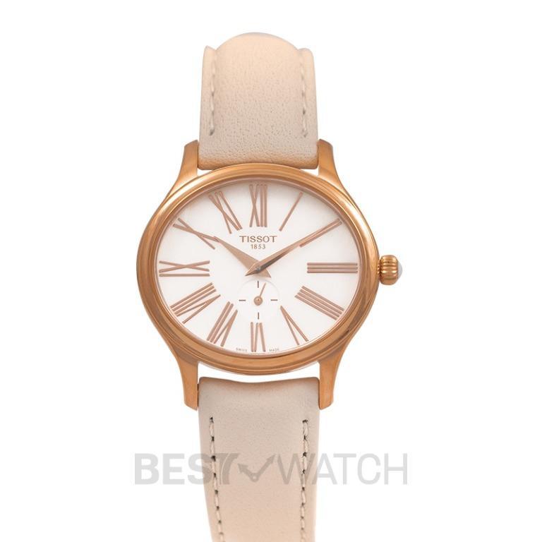 [NEW] Tissot T-Lady Bella Ora Oval Quartz Mother Of Pearl Dial Ladies Watch T103.310.36.113.01