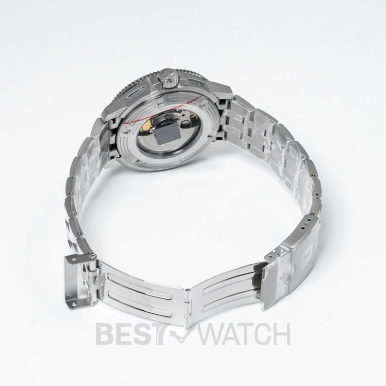 [NEW] Tissot T-Sport Seastar 1000 Powermatic 80 Automatic Silver Dial Men's Watch T120.407.11.031.00