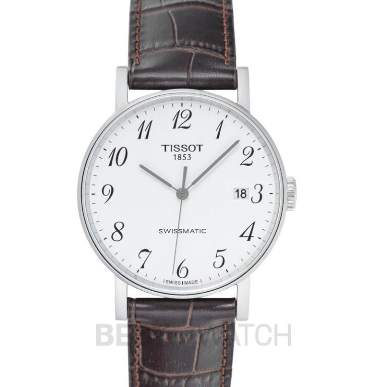 [NEW] Tissot T-Classic Everytime Swissmatic Automatic Silver Dial Men's Watch T109.407.16.032.00