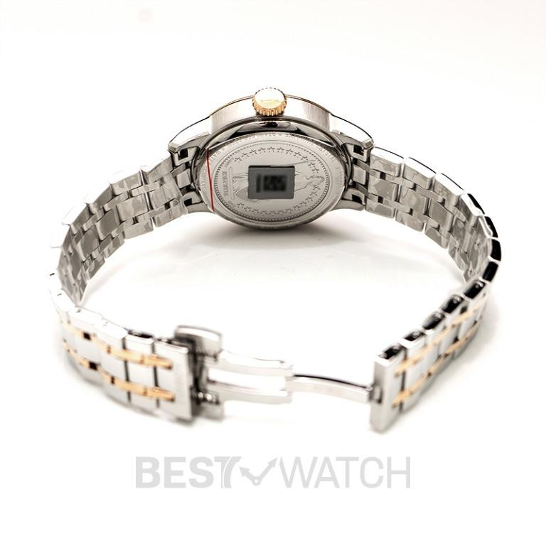 [NEW] Tissot Special Collections Chemin Des Tourelles Powermatic 80 Helvetic Pride Lady Automatic Mother Of Pearl Dial Ladies Watch T099.207.22.118.01