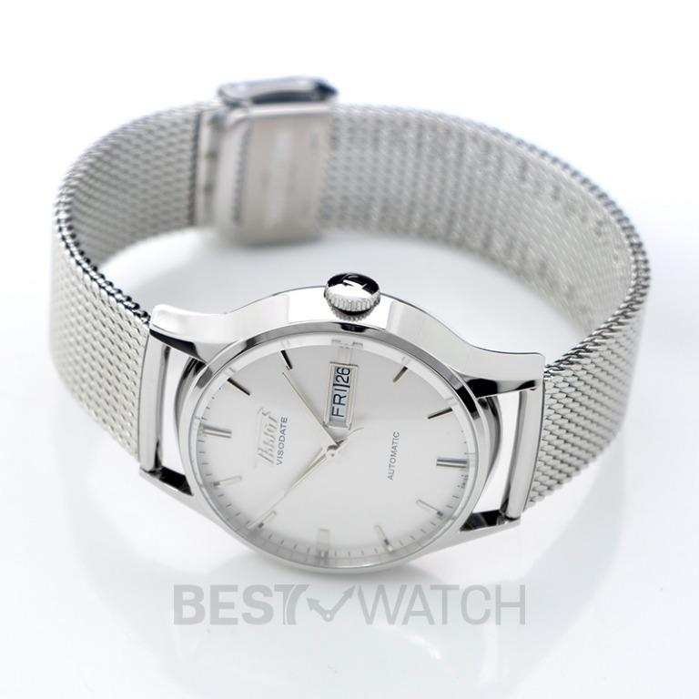 [NEW] Tissot Heritage Visodate Automatic Silver Dial Men's Watch T019.430.11.031.00