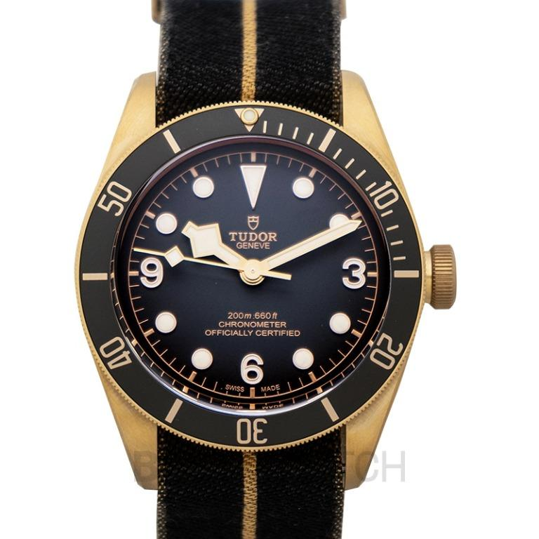 [NEW] Tudor Heritage Black Bay Bronze Swiss Dive Steel Automatic Grey Dial Men's Watch 79250BA-0002