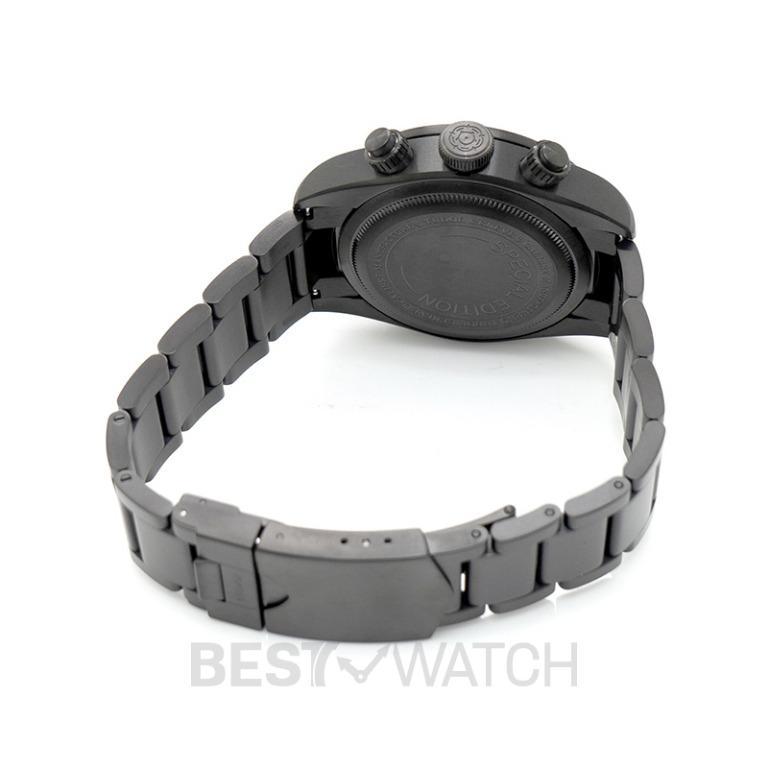 [NEW] Tudor Heritage Black Bay Chronograph Automatic Chronometer Black Dial Men's Watch 79360DK-0001