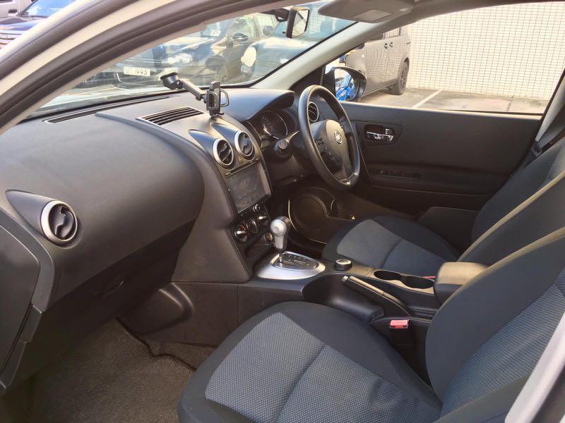 Nissan Qashqai Plus 2 Auto