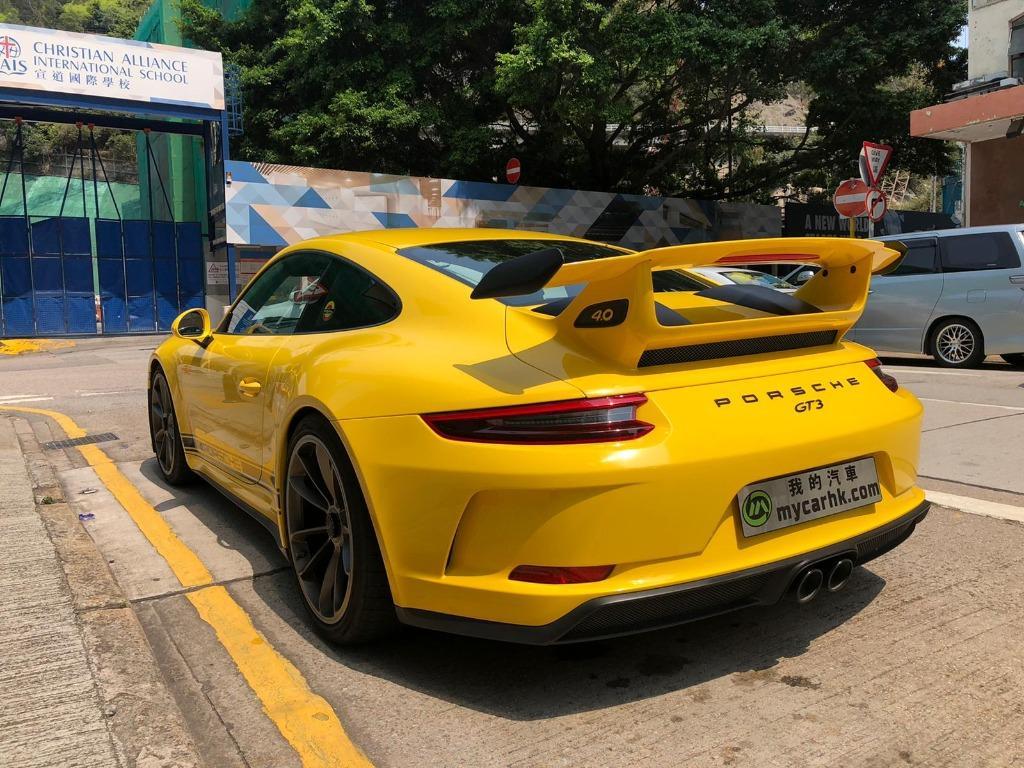 Porsche 911 GT3 (M)