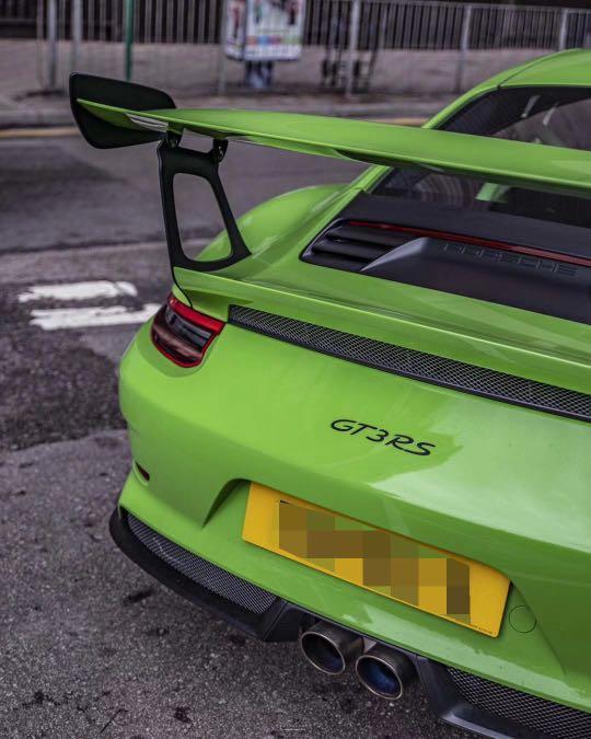 Porsche 911 GT3 RS Auto