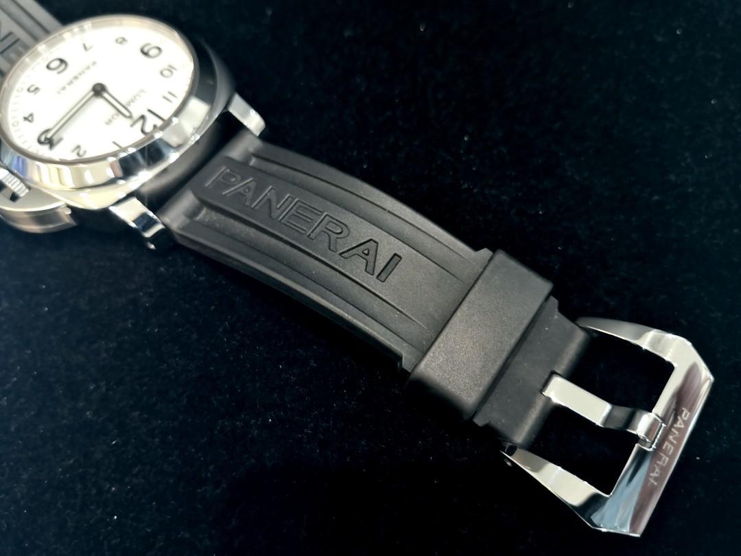 PREOWNED PANERAI Luminor Base, 56 hrs Power Reserve, PAM 114, Year 2011,  Manual Winding, 44mm Mens Watch