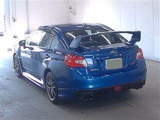 Subaru WRX STI TYPE S Manual