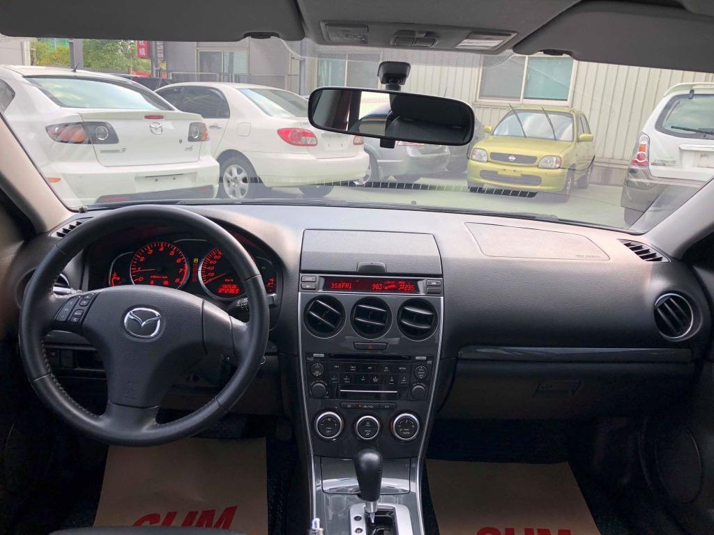 【SUM尼克汽車】2006 Mazda6 2.3L