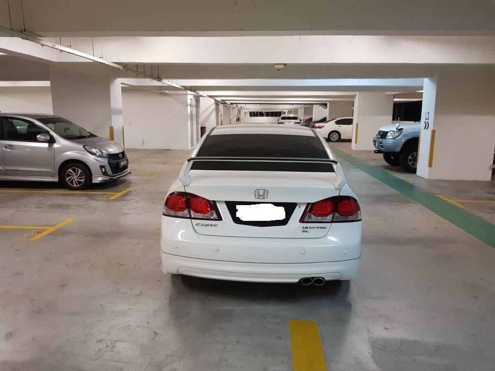 Urgent Sale!!! - Honda Civic 1.8 S-L I-VTEC (A) 2011