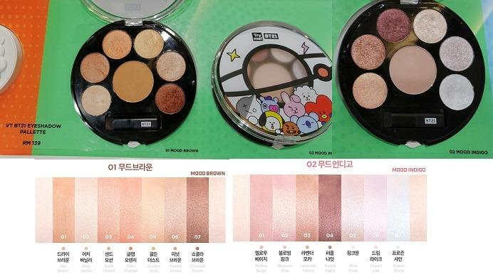 VT x BT21 Cosmetics & Merchandise - Purchasing Service!
