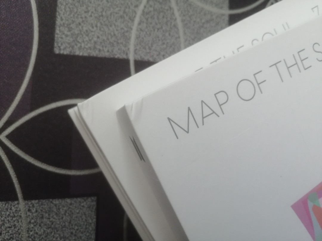 [WTS] BTS Map of The Soul : 7 Extra Unsealed Albums