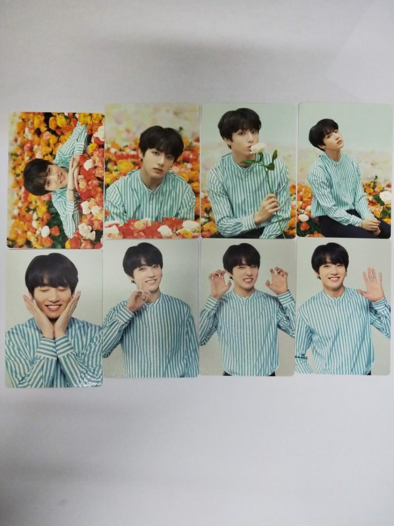 [WTS] JUNGKOOK JAPAN LOVE YOURSLEF MINI PC FULL SET