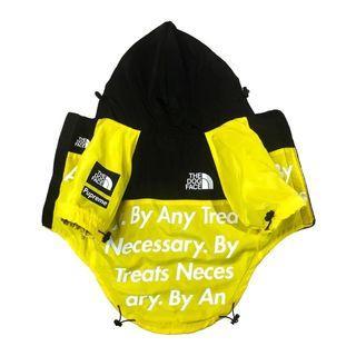 XL Dog Jacket (Supreme / North Face Parody), BRAND NEW