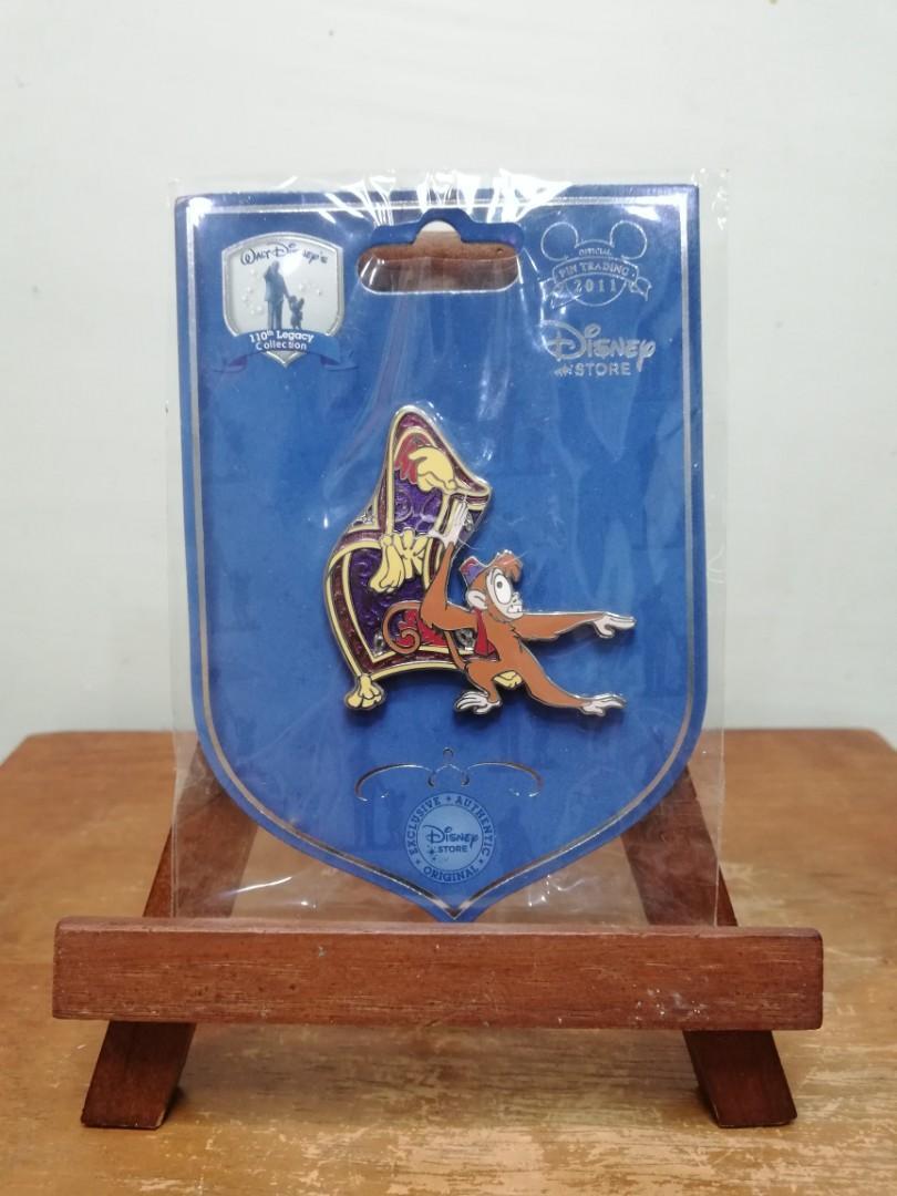 110th LEGACY COLLECTION 2011 ABU & MAGIC CARPET PIN