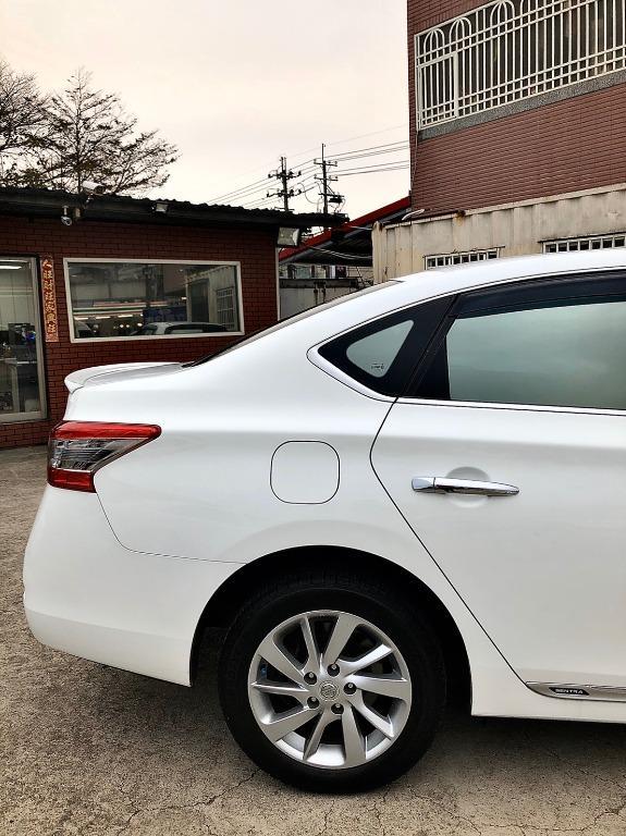 小婕嚴選好車~14年Nissan sentra旗艦版