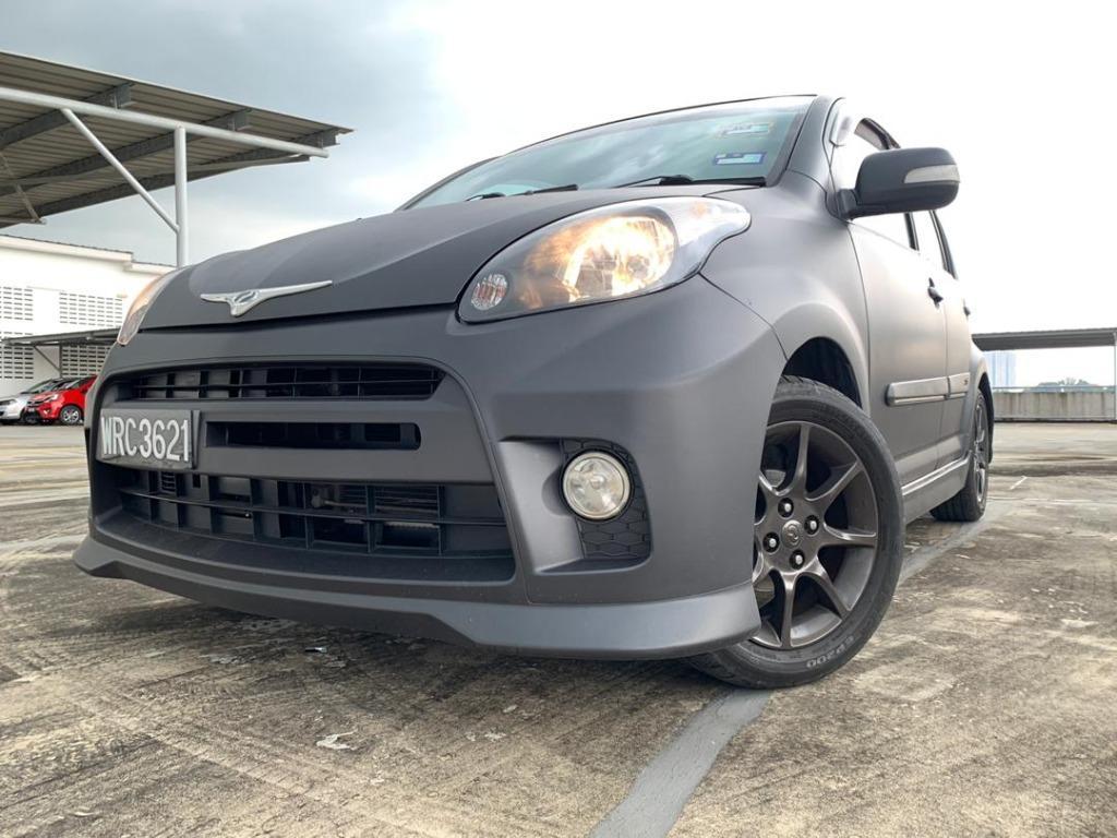 2008 Perodua MYVI 1.3 EZi (A)  Loan Kedai DP 2-3 K