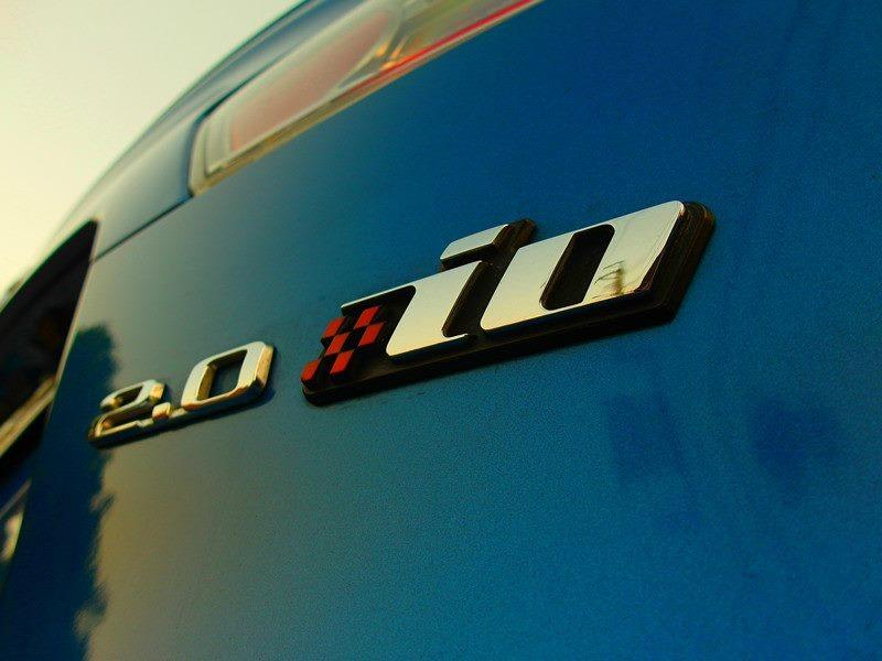2011年 FORTIS 2.0 藍 FB粉專:二手車教主●可可