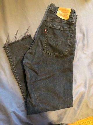 Classic WEDGIE SIZE 25 / faded black