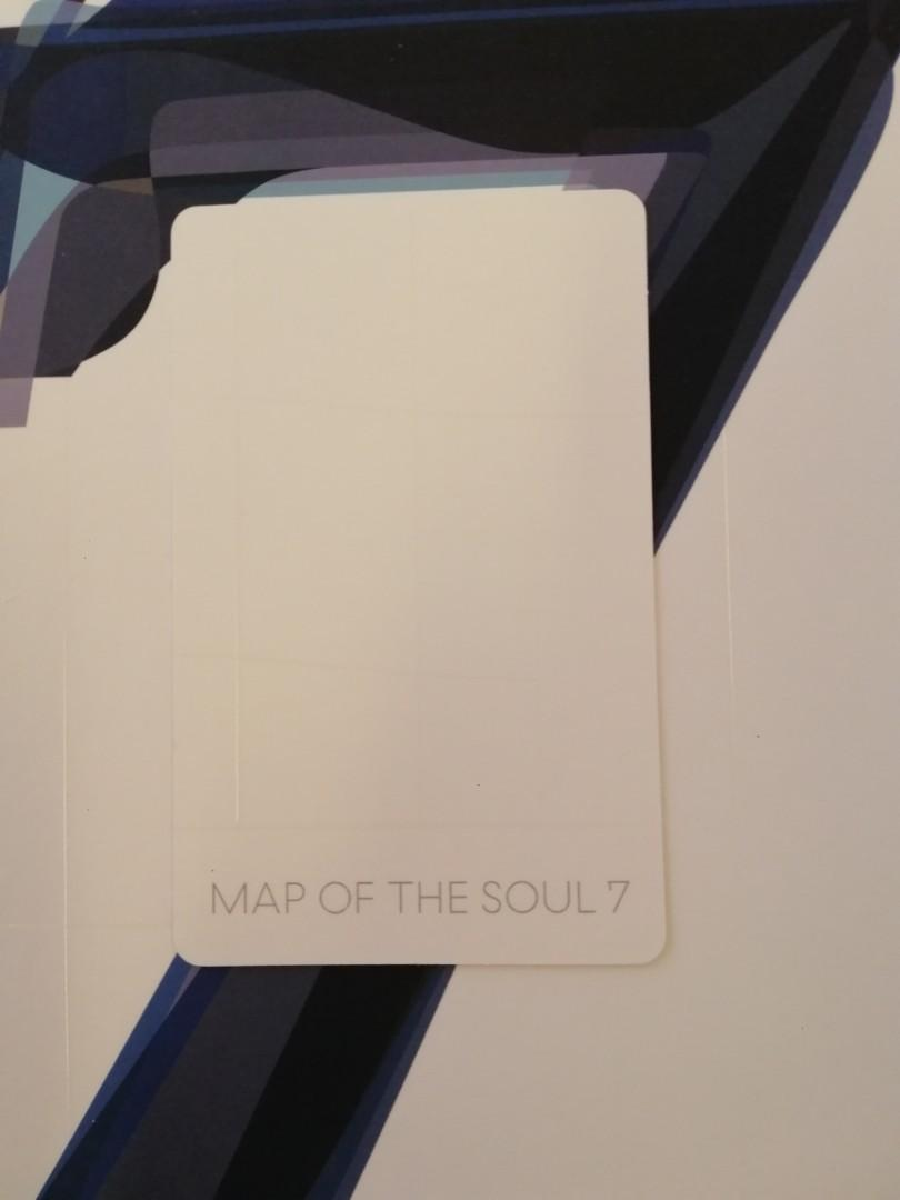 [ WTS] READY STOCK BTS Map of The Soul 7 version 2