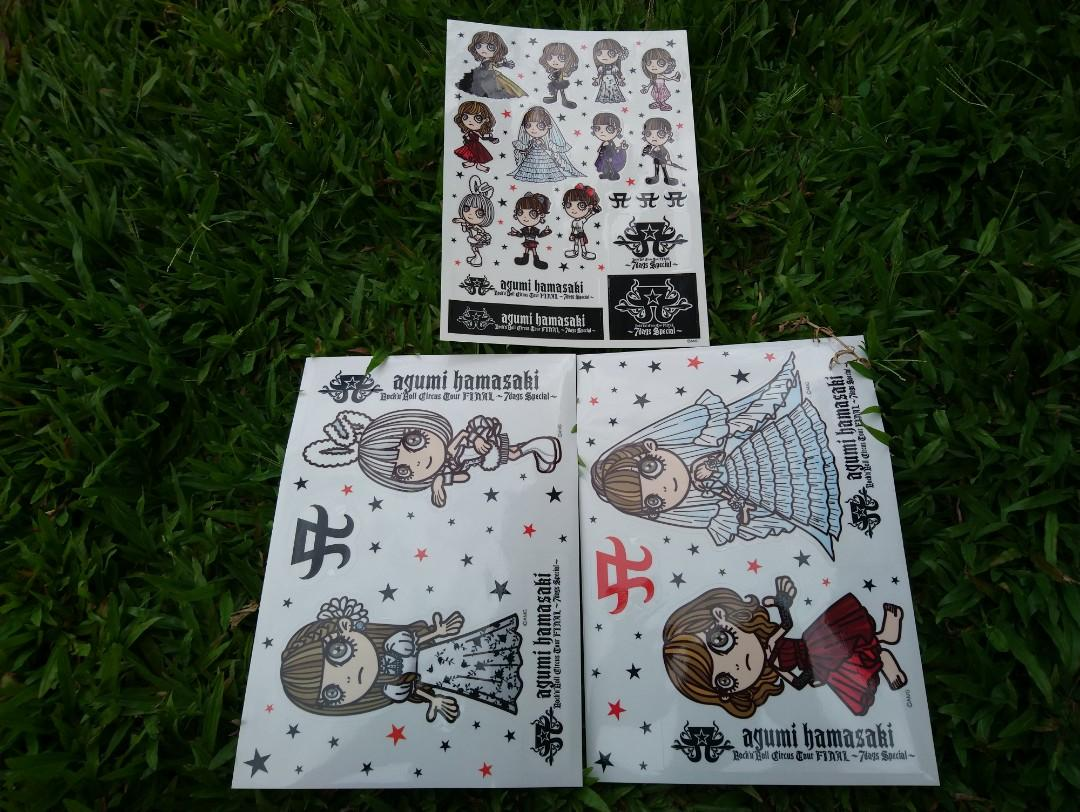 Ayumi Hamasaki-Rock n Roll Circus Tour FINAL~7 days Special(Official Collectibles)