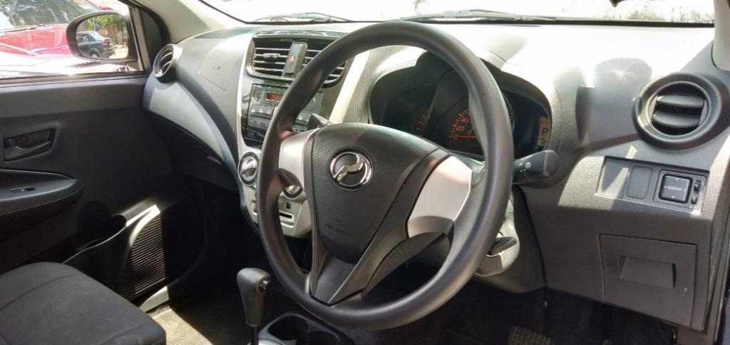 BARU | Kereta Sewa Perodua Axia - Kuala Lumpur Car Rental