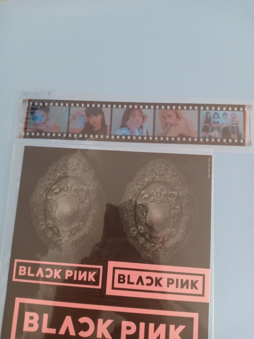 BLACKPINK LIMITED EDITION JAPANESE FILM KILL THIS LOVE