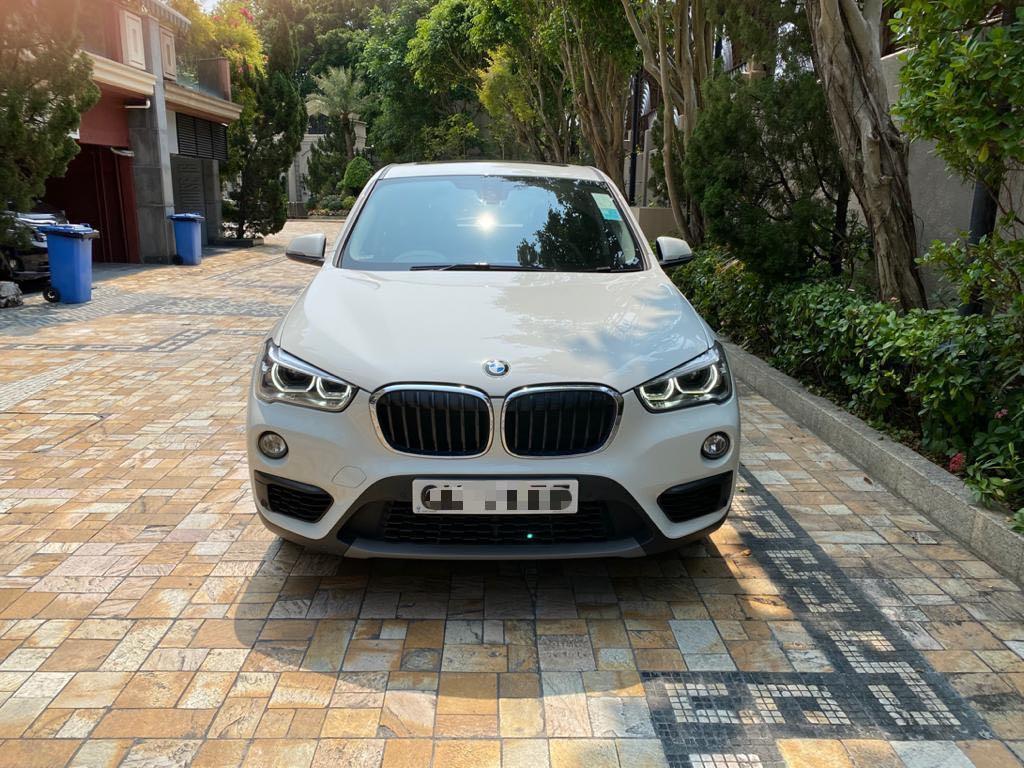 BMW X1 sDrive18i (A)
