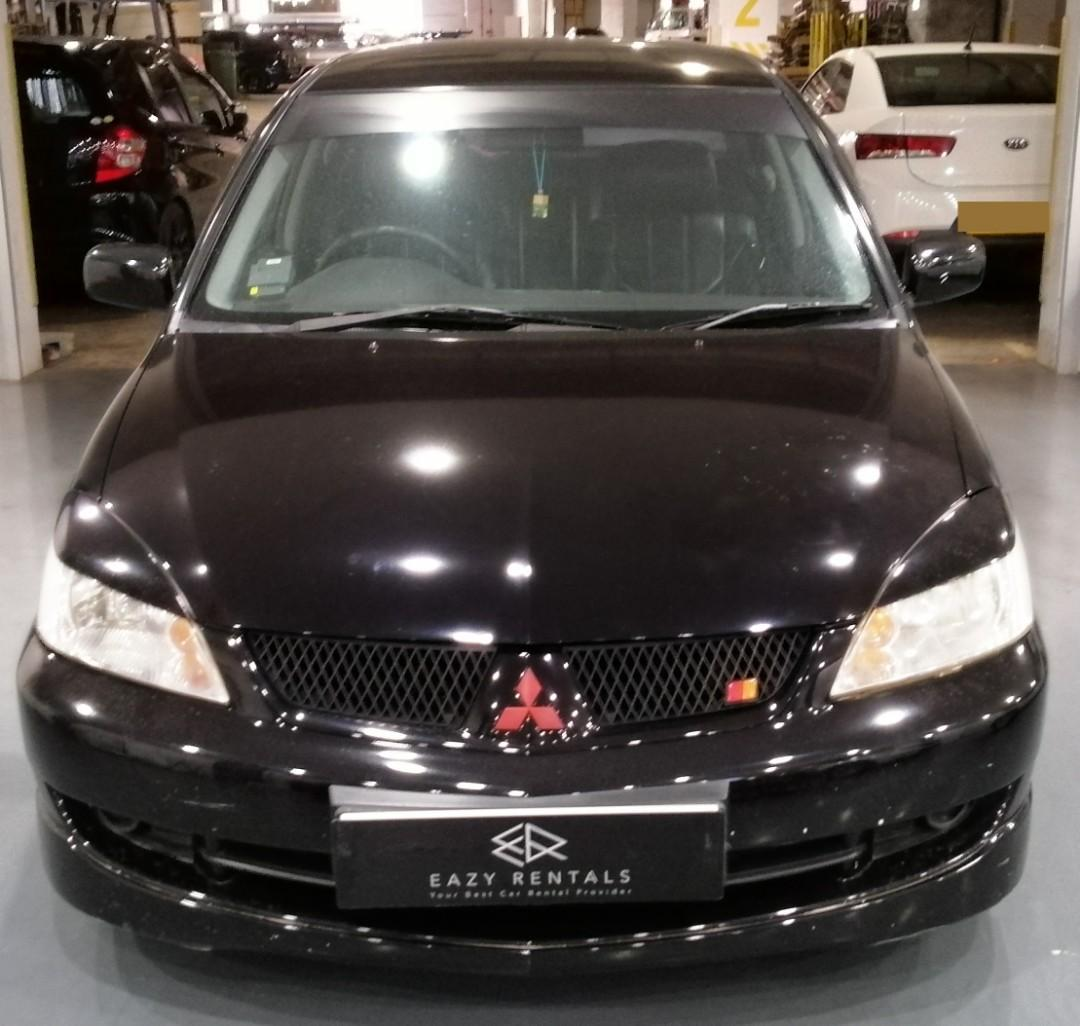 Mitsubishi lancer for Rent! ✔️NO CONTRACT (1 week notice to return)
