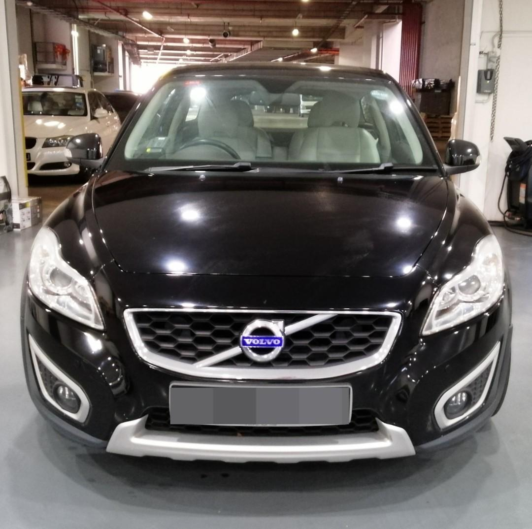 Volvo C30 for Rent! ✔️NO CONTRACT (1 week notice to return)