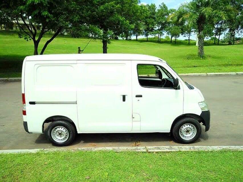 Daihatsu Granmax Blind Van DP RINGAN mulai 12 jutaan. Daihatsu Pamulang