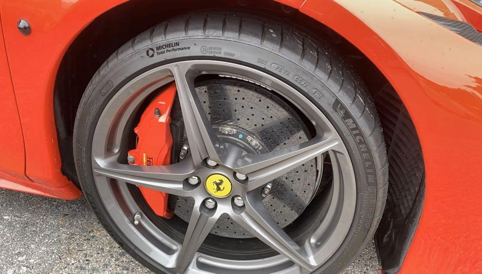 Ferrari 458 4.5 Spider (A)