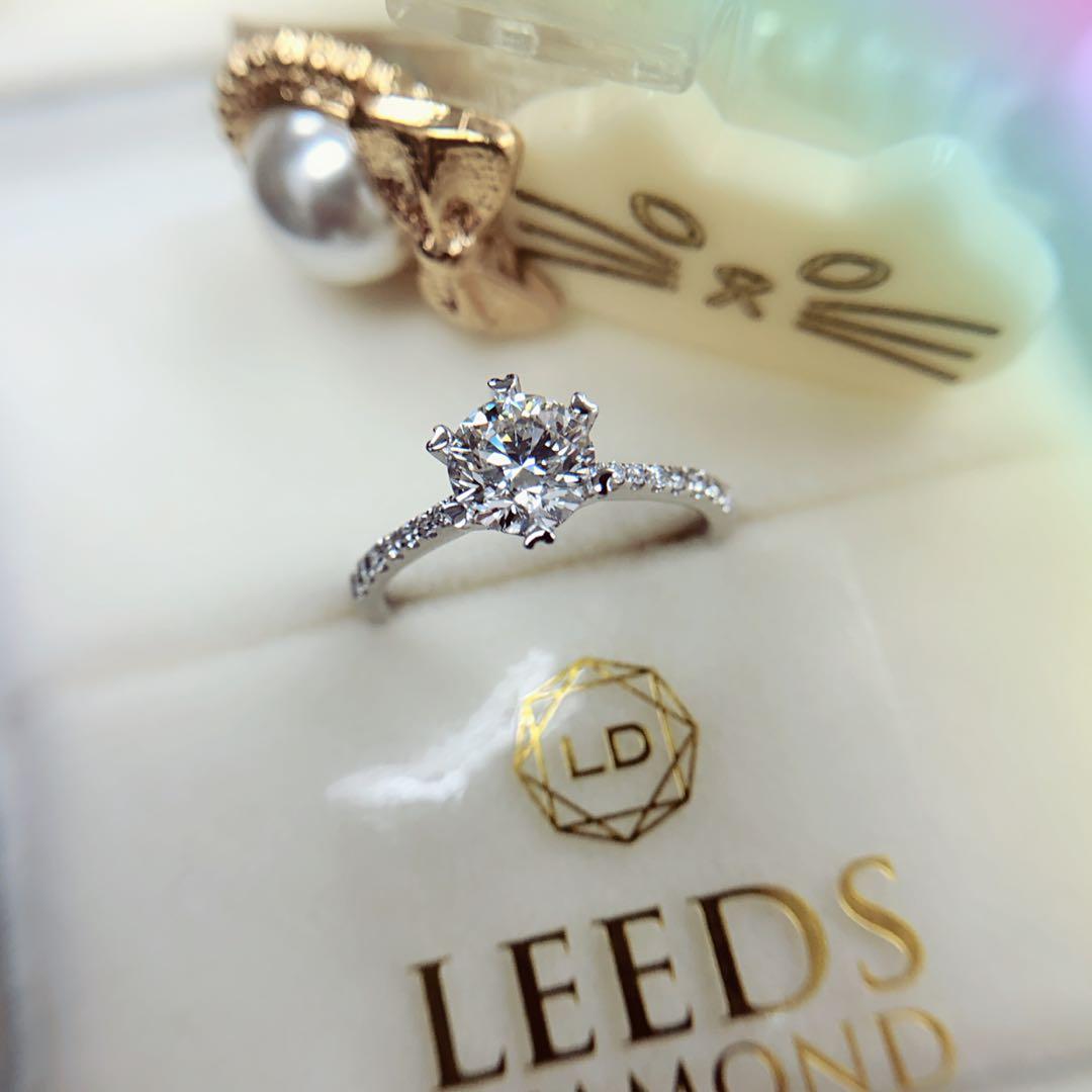 GIA 鑽石 求婚