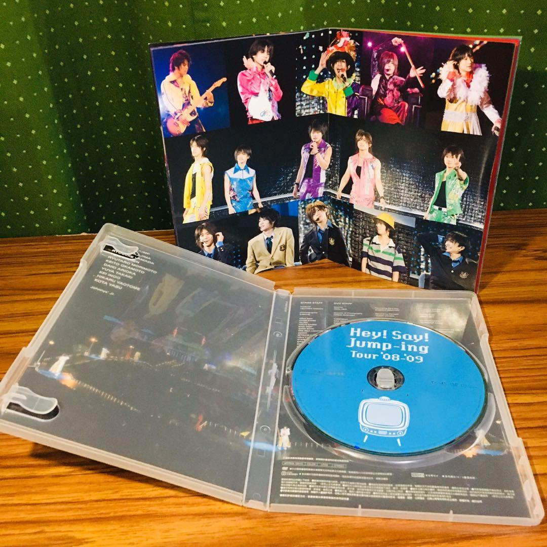 Hey! Say! Jump! 演唱會DVD