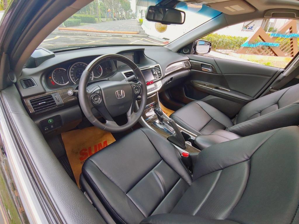 Honda Accord 2.4VTi-S頂級版 省油省稅超舒適 本田品質 堅若磐石