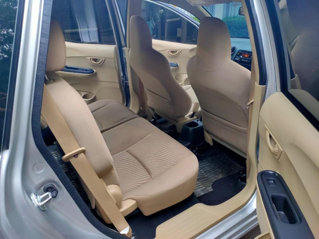 Honda Mobilio E cvt 2015/2016 matic, TOP Condition